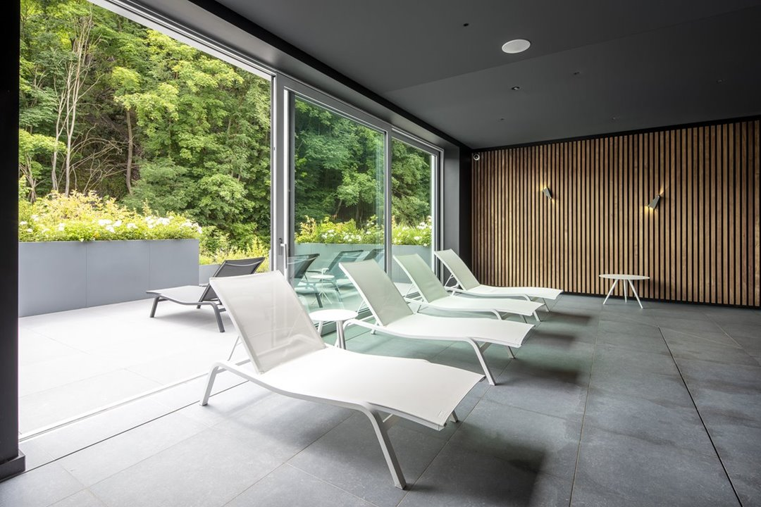 Raamkozijn monorail aluminium schuifpui AluK Home