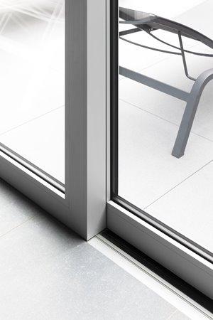 Schuifpui monorail aluminium schuifpui AluK Home