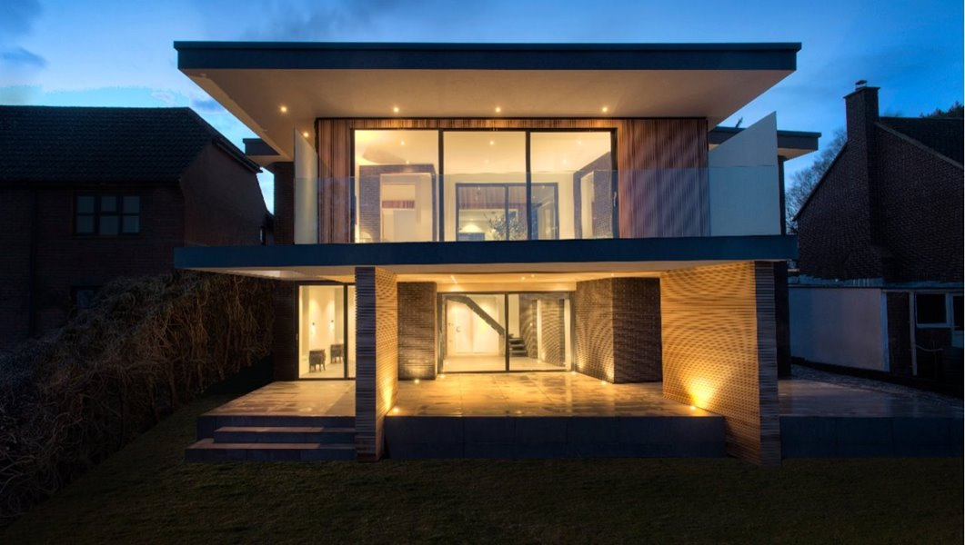 The best one-off house British Home Awards